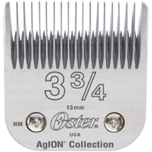 Oster Blade 3-3 4 Cuts Long For Clipper Model 7