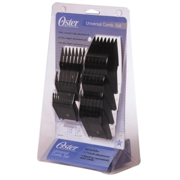 Oster Universal Comb Set Includes All 7 CombsPouc