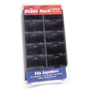 Phase-1 Blade Rack Holds 10 Blades (5010)