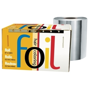 "Product Club 5"" X 1450' Roll Foil Silver (RF5060S)"