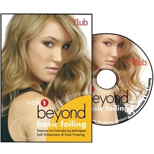 Product Club Beyond Basic Foiling DVD - Volume 1 - with Melissa Johnson (DVD-BBF1)