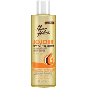 Queen Helene Jojoba Hot Oil Treatment 8 oz. Bott