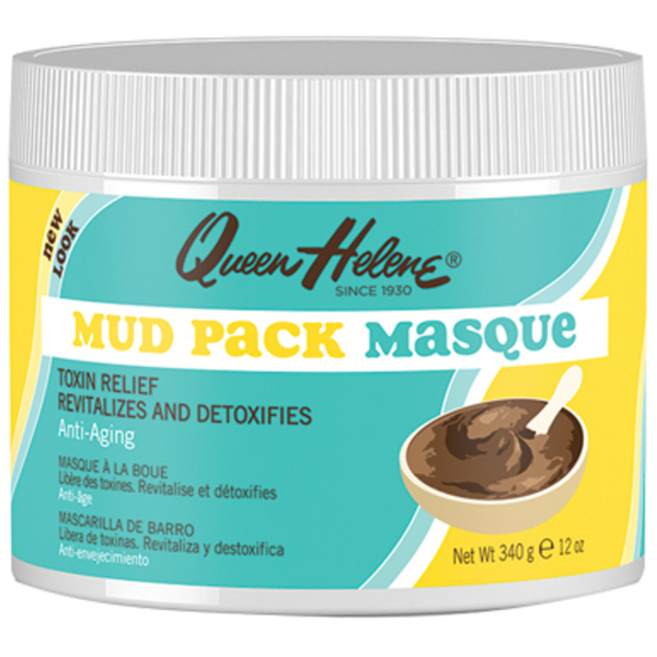Queen Helene Mud Pack Masque 12 oz. Jar (QH-6265