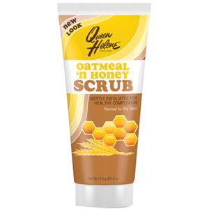 Queen Helene OatmealHoney Facial Scrub 6 oz. Tu