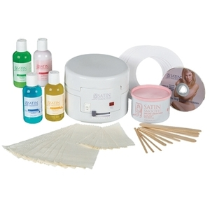 Satin Smooth Single Wax Warmer Kit (SSW4CKIT)
