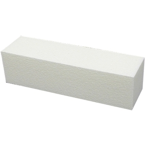 Star Nail 100 Grit White Polar Block (ST-749)