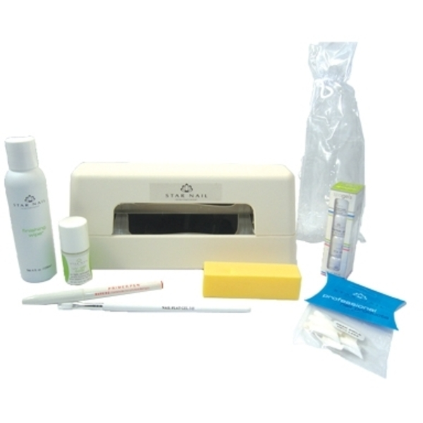 Star Nail Spa Gel Level #3 Kit (ST-8228)