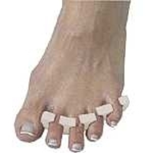 Star Nail Toe Separators Beige (ST-102BE)