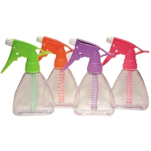 Tolco Neon Mist Bottle 8 oz. Assorted Colors 1