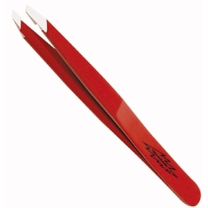 Tweezerman Slant Tweezer Red (TZ1230RP)
