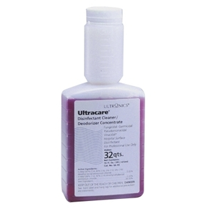 Ultronics Ultracare Disinfectant Concentrate 16