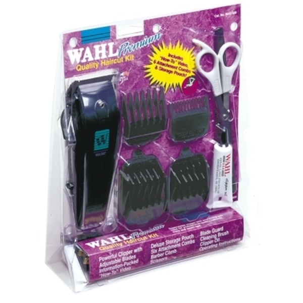 Wahl Premium Haircut Kit # 8643-500 (8643)
