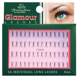 Individual Lashes: Black Long (FSC437)