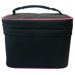 City Lights Microfiber Cosmetic Bag (TOTE-410)