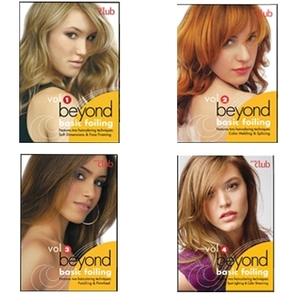 Product Club Beyond Basic Foiling DVD - Volume 1-4 (DVD-BBFSET)