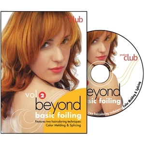 Product Club Beyond Basic Foiling DVD - Volume 2 - with Lisa McAuliffe (DVD-BBF2)