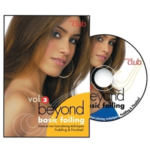 Product Club Beyond Basic Foiling DVD - Volume 3 - with Adrienne Rogers (DVD-BBF3)