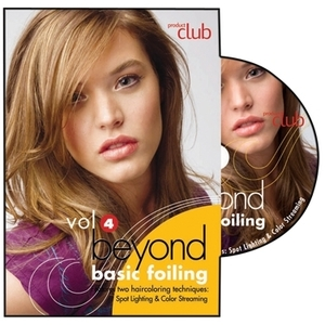 Product Club Beyond Basic Foiling DVD - Volume 4 - with Rachel Bodt (DVD-BBF4)