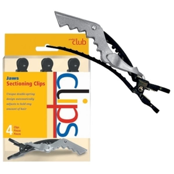 Product Club Jaws Jaws Sectioning Clips 4 Pack (JCLIP-4)