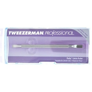 Tweezerman Pushy Cuticle Pusher and Nail Cleaner (TZ3300-P)