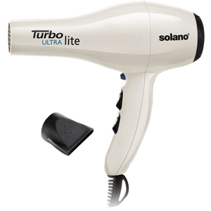 Solano Turbo Ultra Lite Professional Hair Dryer 1700 W (201545W)