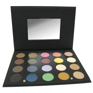 The Rave Cosmetics Eyeshadow Palette (EYESHADOW-13)