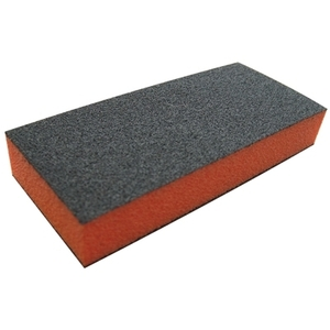 DL Professional Mini Sanding Block Orange Medium Grit (DL-C150)