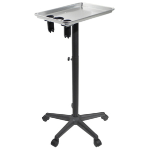 Deluxe Utility Tray with Roller Stand (9023)