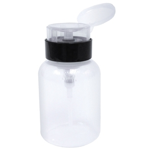 4 Ounce Clear Pump Dispenser Bottle (DL-C161)