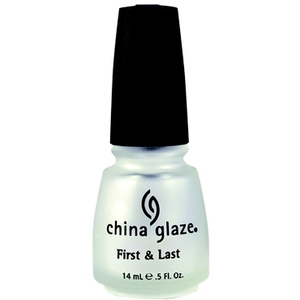China Glaze First & Last - Base Coat + Top Coat 0.5 oz. (CG-70522)
