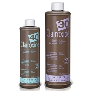 Clairol Clairoxide Clear Liquid Developer 20 Volume / 16 oz.