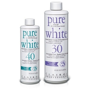 Clairol Pure White Creme Developer 10 Volume / 16 oz.