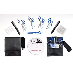 Shark Fin Professional Shears Student Kits