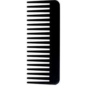 "Salonchic 6-14"" Fluff Carbon Comb (SC9173)"