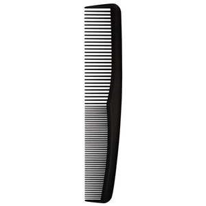 "Salonchic 8-12"" Marceling Carbon Comb (SC9180)"
