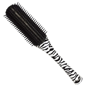 Salonchic Wild Collection - 7 Row Rubber Base Styling Brush (SC9157)