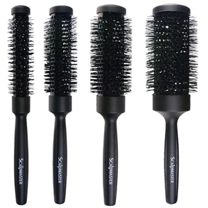 Scalpmaster 4 piece Round Thermal Brush Set (SC9146)