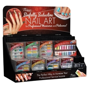Cinapro -28 piece Nail Art Display (CI-18119)
