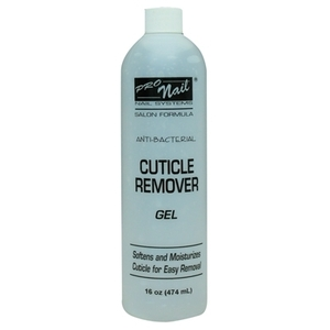 Pro Nail - Anti-Bacterial Cuticle Remover Gel 16 oz. (C01P-01034)