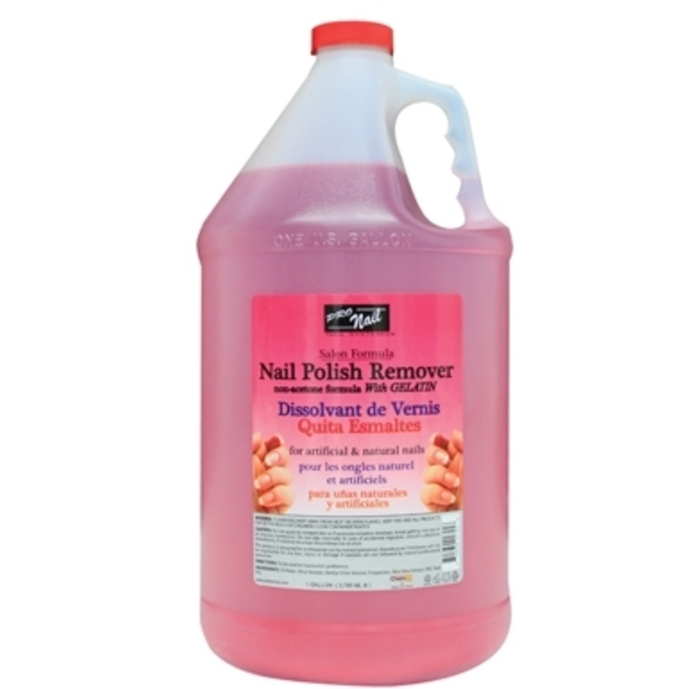 Pro Nail Non Acetone Polish Remover 1 Gallon C01p 01745