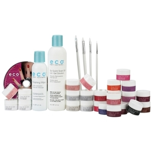 Star Nail - So Quick U.V. Soak Off Gel Master Kit (ST-ECO1279)