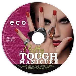 Star Nail - Soak Off UV Nail Color Service Instructional DVD (ST-ECO1233)