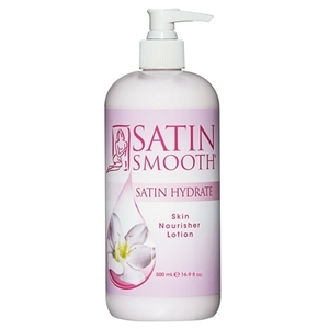 Satin Smooth - Satin Hydrate Skin Nourisher Lotion - 16.75 oz. (SSWLH16)