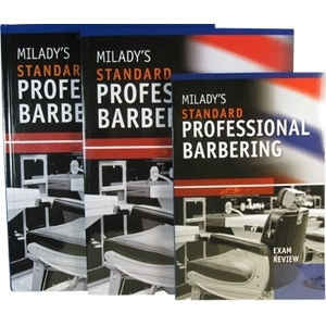 Milady - Professional Barbering Textbook - 5th Edition (M7155)