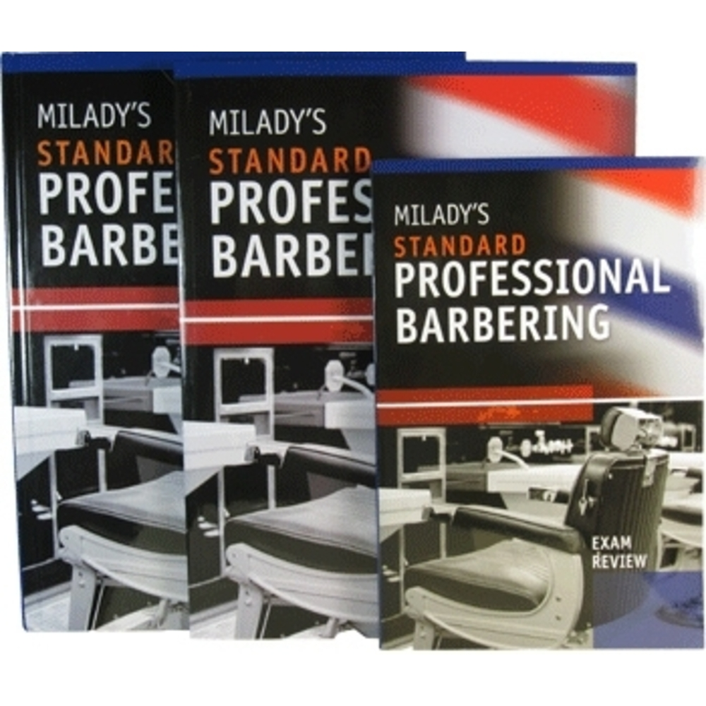 Milady Professional Barbering Course Management Guide 5th Edition M7147