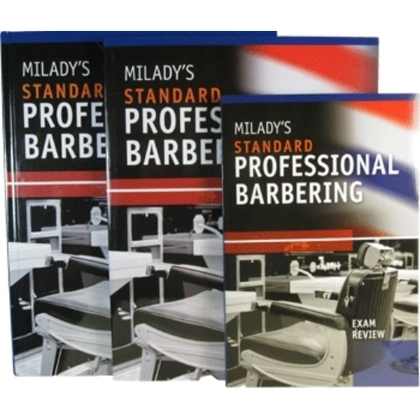 Milady - Professional Barbering Course Management Guide - 5th Edition (M7147)