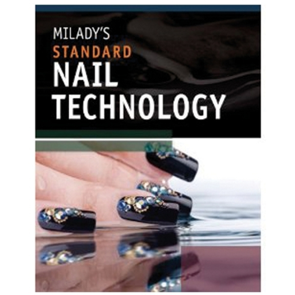 Milady Nail Technology Textbook 6th Edition M7686