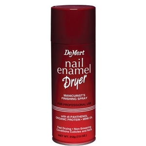 Nail Enamel Dryer Spray 7.5 oz. (D-52134)