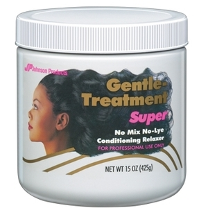 Gentle Treatment Relaxer Jar Super - For Coarse or Resistant Hair 15 oz. (84946374)