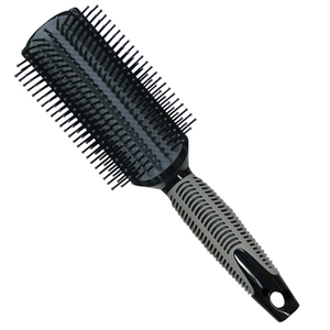 Ceramic Rubber Base Styling Brush 9 Row (SC9162)